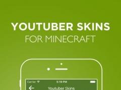 PE Youtuber Skins Pro for Minecraft Pocket Edition 1.0 Screenshot