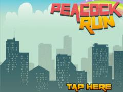 Peacock Run 1.1 Screenshot
