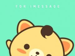 Peanut Dog Cute Sticker Plus 1.0 Screenshot