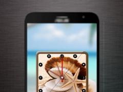 Pearl Clock Live Wallpaper 1.0 Screenshot