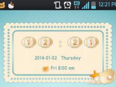 pearl go locker theme 1.00 Screenshot
