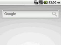 Pearly White Sense ADW 1.0.1 Screenshot