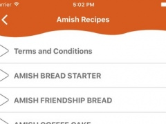 Pecan Cook Recipes 1.0 Screenshot