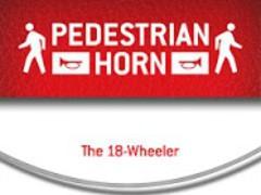 Pedestrian Horn 1.1 Screenshot