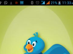 PegTweets Interactive Twitter 2.0.11 Screenshot