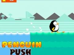 Pegu Push - Top 3D Penguin Run Racing Game 1.0 Screenshot