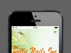 Pella Nails Inc (UT) 1.0 Screenshot
