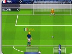 Penalty Shootout Euro Cup The Sport 1.0 Screenshot