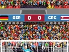 Penalty Soccer Football WC 2006 1.0.0 Screenshot