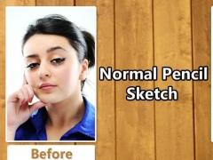 Photo to Pencil Sketch Effects 1.4 Screenshot