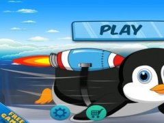 Penguin Frozen Ocean Hopper - Cool Snow Slider Escape Chase PRO 1.0 Screenshot