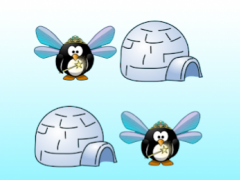 Pairs Memory Game: Penguins 5.01.010 Screenshot