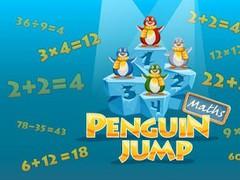 Penguin Jump Math 1.2 Screenshot