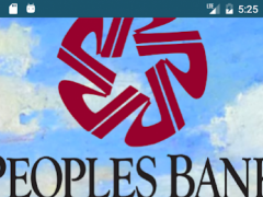 Peoples Bank & Trust Company 4.5.50 Screenshot
