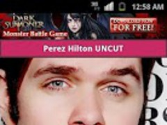 Perez Hilton Fan App 1.03 Screenshot
