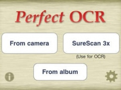 Perfect OCR: document scanner with high quality OCR 2.4.1 Screenshot