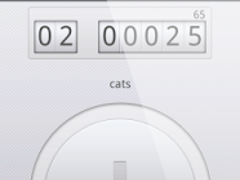 Perfect Tap Counter Lite 1.0.1 Screenshot