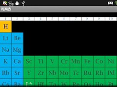 Periodic Table & Puzzle Free 1.6 Screenshot