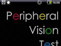 Peripheral Vision Test 1.4.3 Screenshot