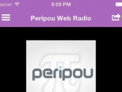 Peripou Web Radio 3.0.14 Screenshot