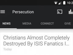 International Christian Concern 3.6.0 Screenshot