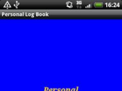 Personal Marine / Boat Log 1.85 Screenshot