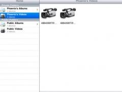 Personal Media Folders - a secret folder for your videos and photos 1.7.2 Screenshot