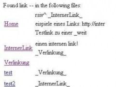 Personal Python QwikiWiki with MindMap 1.1 Screenshot