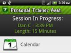 Personal Trainer Assistant 1.01 Screenshot