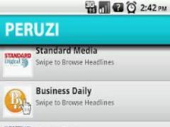 Peruzi Kenya 1.0 Screenshot