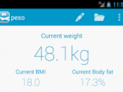 peso Free - Diet Assistant 1.2.5 Screenshot