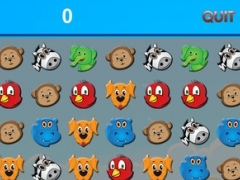 Pet Anima Match - The Tapped Out Animal Village Matching Mania HD 1.0.1 Screenshot