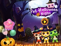 Pet Halloween Night 1.0 Screenshot