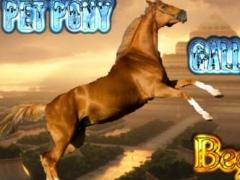 Pet Pony Gallop 1.0 Screenshot