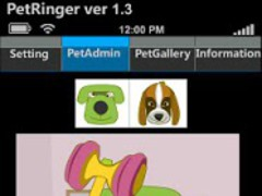 PetRingerFree 1.5.1 Screenshot