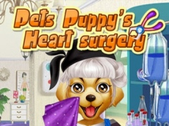 Pets Puppy's Heart Surgery - Magic Vet Clinic/Doctor Operation Game 1.0.0 Screenshot