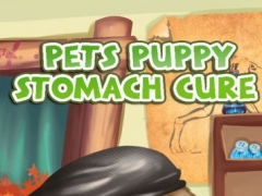 Pets Puppy Stomach Cure - Vet Play 1.0.0 Screenshot