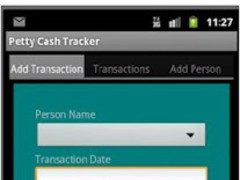 Petty Cash Tracker 1.0.1 Screenshot