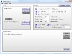 PF Auto-Typer 4 0 Free Download