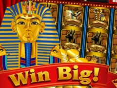 Pharaoh King of Egypt and Prince of Classic Big Win Money Slot Machine Free Vegas Casino 1.0 Screenshot