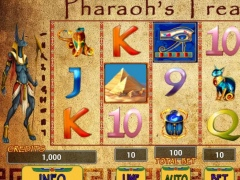 Pharaoh's Treasure Slot 1.3 Screenshot