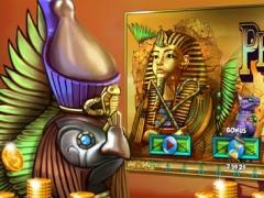 Pharaoh Slot Machine 1.0 Screenshot