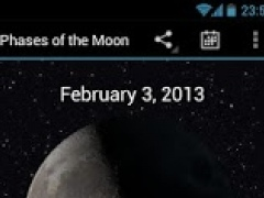 Phases of the Moon Pro 4.6.13 Screenshot