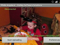 Phido Anyplace - IP Camera 2.0.1 Screenshot