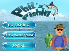 Phil's Fishin: Tournaments 5.4.1 Screenshot