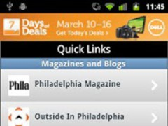 Philadelphia Local News 1.0 Screenshot