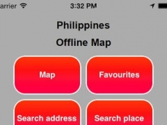 Philippines Travel Map - Offline OSM Soft 1.0 Screenshot