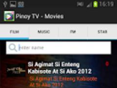 Philippines TV Movies ONE 8.1 Screenshot