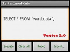 Phoenix MySql Client 2.0 Screenshot