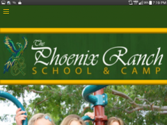 Phoenix Ranch School & Camp 4.5.4 Screenshot